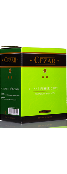 Fehér Cuvée 3l - Bag in box