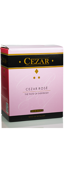 Cezar Rosé 2019 3l - Bag in Box