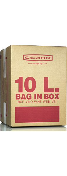 Cezar Rosé 2019 10l - Bag in Box