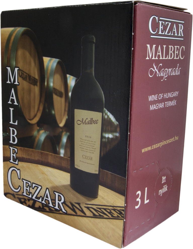 Malbec 2017 3l - Bag in box